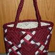 篭目のバッグ